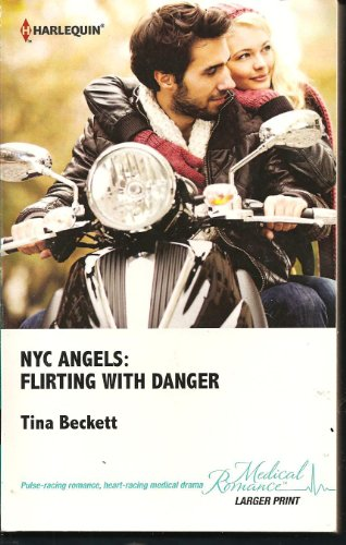 9780373068890: NYC Angels: Flirting with Danger