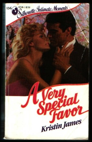 9780373071364: A Very Special Favor (Silhouette Intimate Moments No. 136)