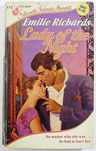 9780373071524: Lady of the Night (Silhouette Intimate Moments No. 152)