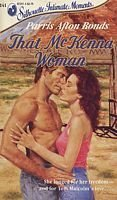 9780373072415: That McKenna Woman (Silhouette Intimate Moments No. 241)