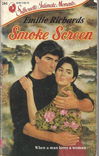 9780373072613: Smoke Screen (Silhouette Intimate Moments)