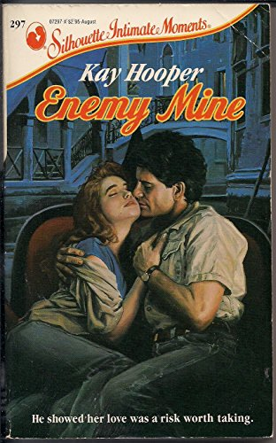 Enemy Mine (Silhouette Intimate Moments, 297): Kay Hooper