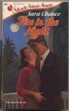 9780373072996: Fire in the Night (Silhouette Intimate Moments No. 299)