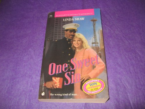 One Sweet Sin (Silhouette Intimate Moments): Linda Shaw