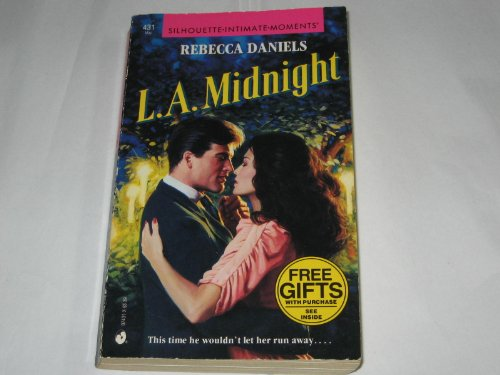 L. A. Midnight - the Letter of: Daniels, Rebecca -