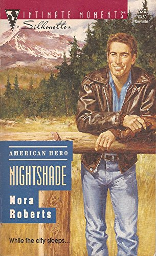 9780373075294: Nightshade (Silhouette Intimate Moments, 529)