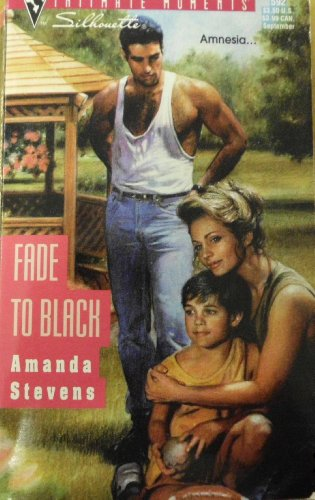 9780373075928: Fade To Black (Silhouette Intimate Moments)
