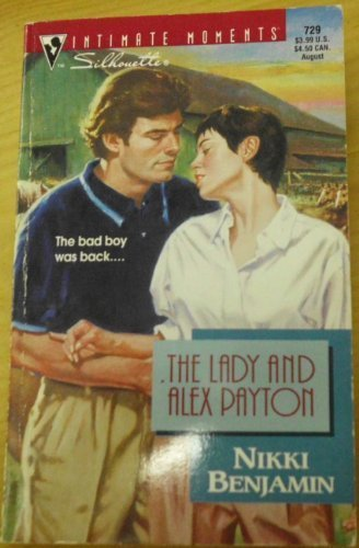 9780373077298: Lady And Alex Payton (Silhouette Intimate Moments)