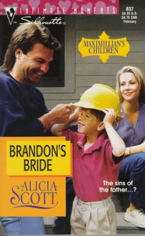 9780373078370: Brandon's Bride (Sensation)