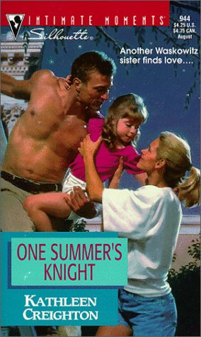 9780373079445: One Summer's Knight