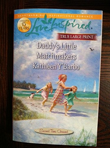 9780373082193: Daddy's Little Matchmakers (Large Print Edition)