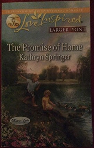 9780373082377: The Promise of Home (True Large Print)