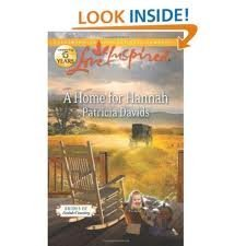 9780373082452: A Home for Hannah (TRUE LARGE PRINT)