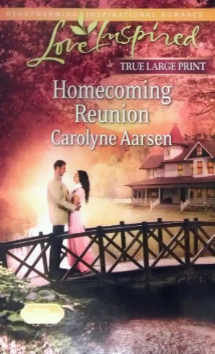 9780373082667: Homecoming Reunion (Love Inspired LARGE PRINT)