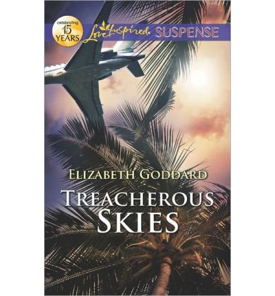 9780373083404: Treacherous Skies