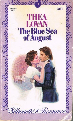 9780373083619: Blue Sea Of August