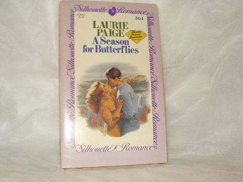 9780373083640: A Season for Butterflies (Silhouette Romance, No 364)
