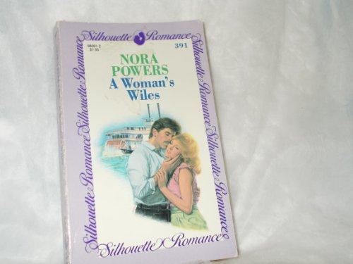 9780373083916: A Woman's Wiles (Silhouette Romances No. 391)