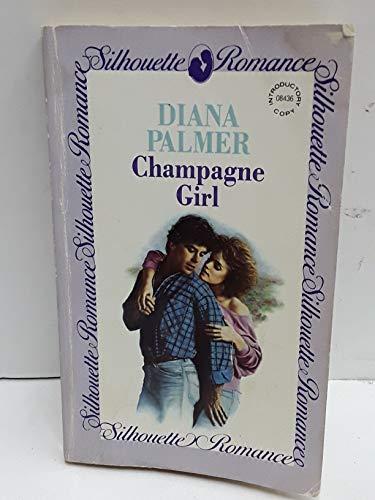 9780373084364: Champagne Girl (Silhouette Romance)