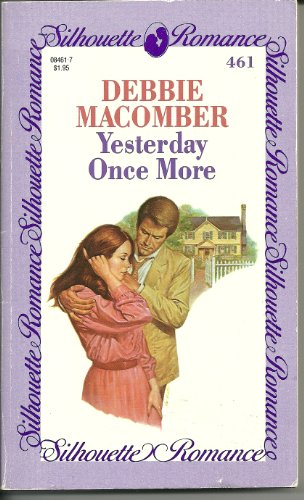 9780373084616: Yesterday Once More (Silhouette Romance)