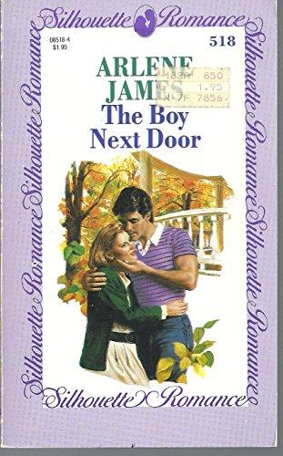 9780373085187: The Boy Next Door (Silhouette Romance #518)