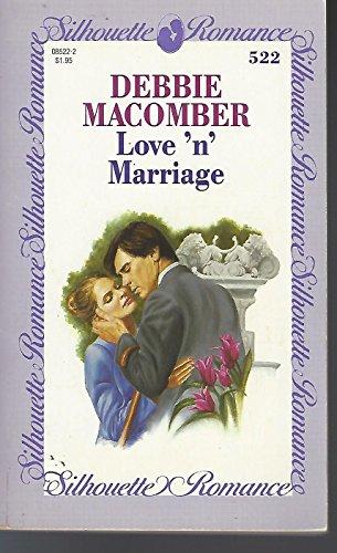 9780373085224: Love 'N' Marriage (Silhouette Romance)