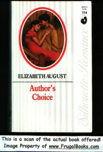 9780373085545: Author's Choice (Silhouette Romance, No 554)
