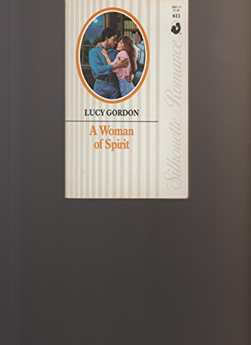 Woman Of Spirit (Silhouette Romance) (9780373086115) by Gordon
