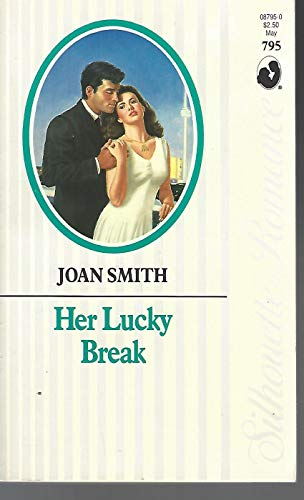 9780373087952: Her Lucky Break (Silhouette Romance)
