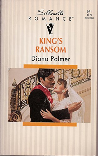 King'S Ransom (Silhouette Romance): Palmer, Diana