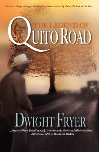 9780373090785: THE LEGEND OF QUITO ROAD