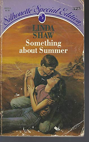 9780373093250: Something About Summer (Silhouette Special Edition, No 325)