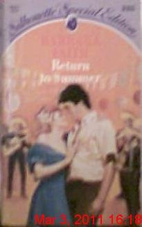 Return to Summer: Faith, Barbara