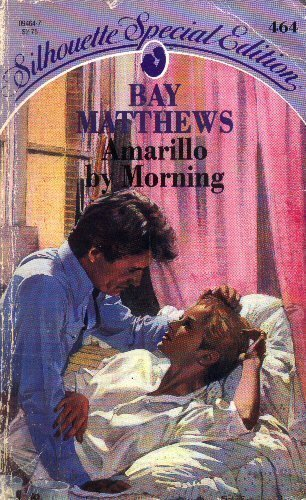 9780373094646: Amarillo By Morning (Silhouette Special Edition #464)