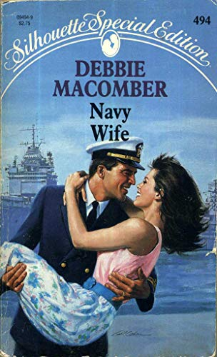 9780373094943: Navy Wife (The Navy Series #1) (Silhouette Special Edition, No 494)