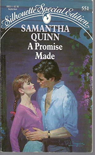 9780373095513: Promise Made (Silhouette Special Edition)