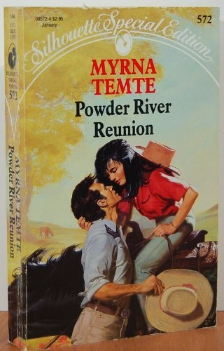 Powder River Reunion (Silhouette Special Edition #572)