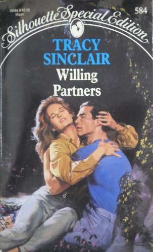 9780373095841: Willing Partners (Silhouette Special Edition)