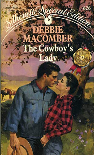 9780373096268: The Cowboy's Lady (The Manning Sisters #1) (Silhouette Special #626)