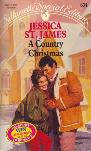 A Country Christmas (Silhouette Special Edition, No: Jessica St. James