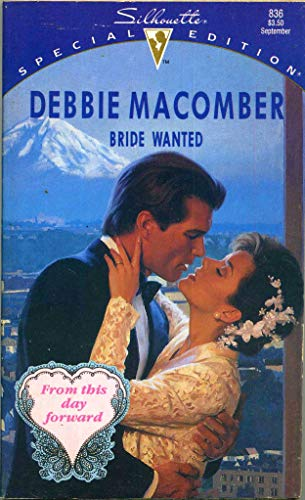 Bride Wanted (From This Day Forward #2): Debbie Macomber