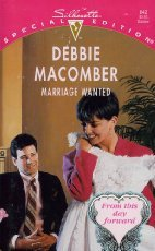 Marriage Wanted (From This Day Forward #3): Debbie Macomber