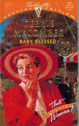 9780373098958: Baby Blessed (That Special Woman!) (Silhouette Special Edition, No 895)