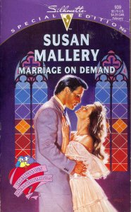 9780373099399: Marriage On Demand (Silhouette Special Edition, No. 939)