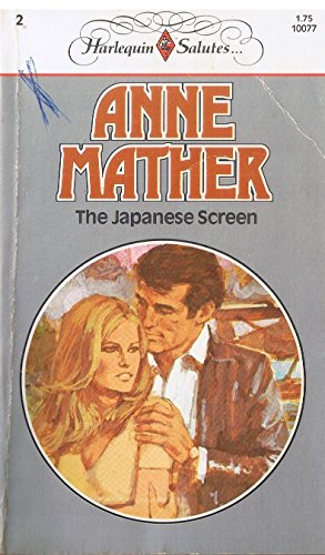 The Japanese Screen: Anne Mather