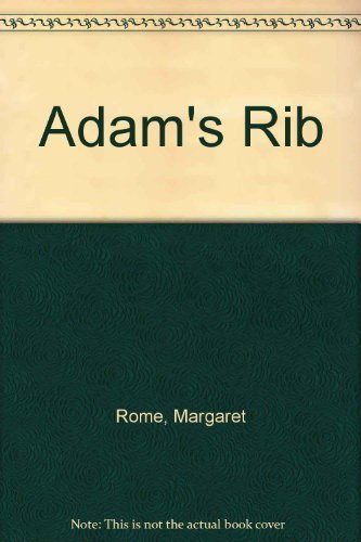 9780373101580: Adam's Rib