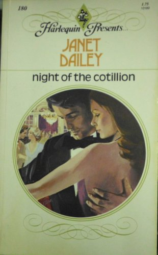 9780373101801: Night of the Cotillion