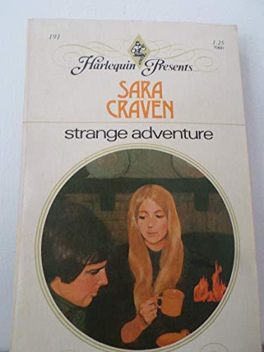 Strange Adventure : Halequin Presents # 191: Craven, Sara