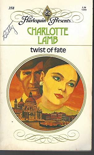 Twist of Fate: Lamb, Charlotte