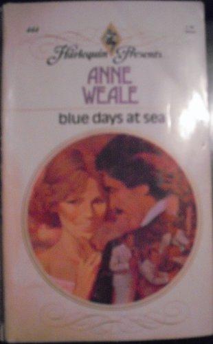 9780373104444: blue days at sea (Harlequin presents, 444)